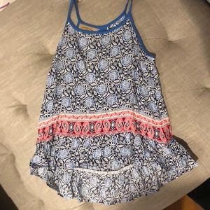 (2 for $15) NWT Girls Tank size 7/8